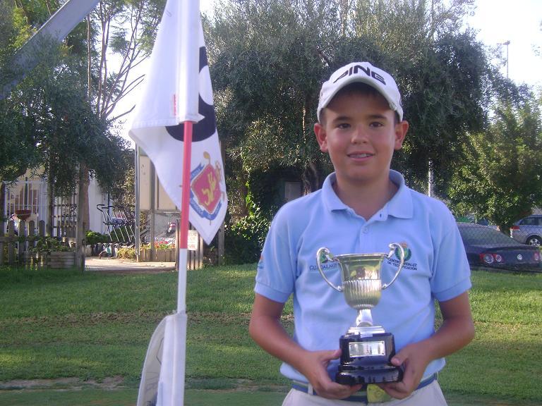 Angel Hidalgo. Campeón