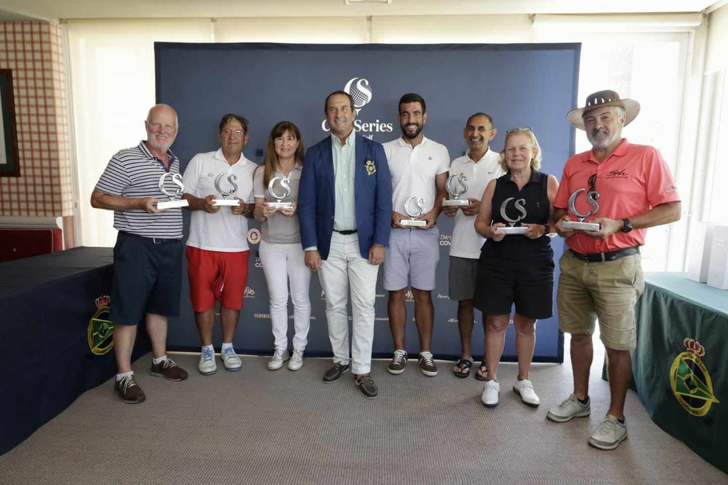 Club Series Golf landed in Guadalmina for the dispute of the 3rd tournament of its circuit