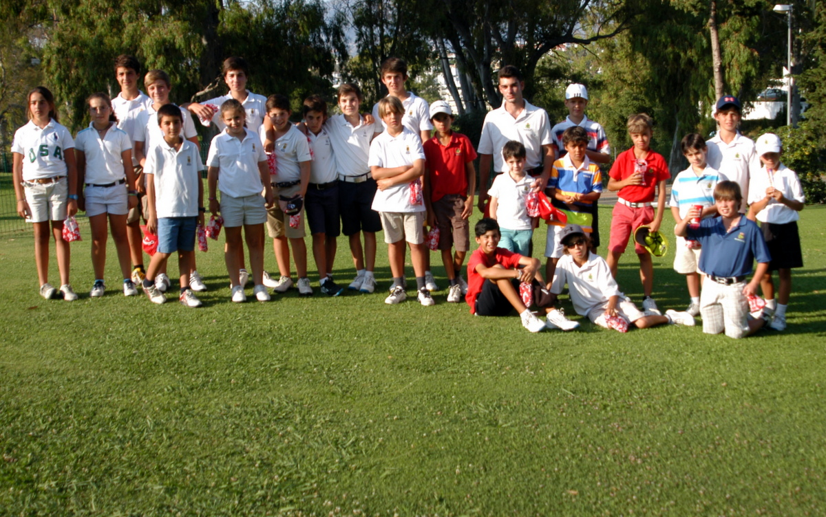 Interclub Junior con el RCG Sotogrande