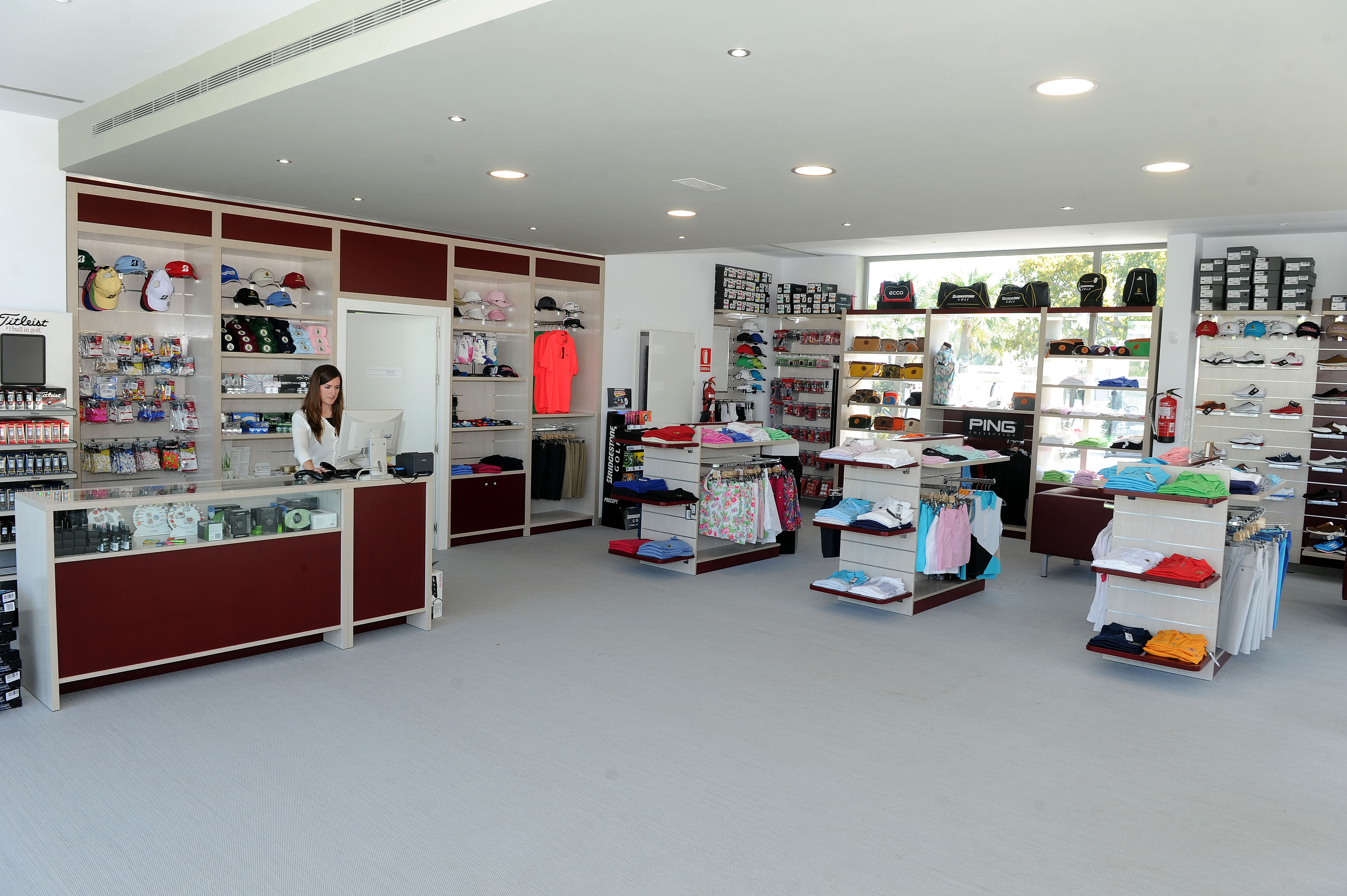 Summer Sales in our PRO SHOP