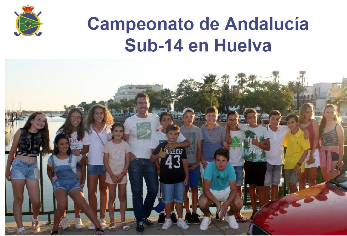 Viaje a Huelva haciendo cantera