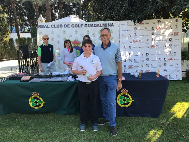 The Young Golf School and Jason Floyd Academy again formed a perfect pairing last Sunday