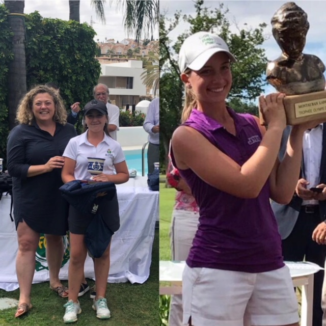Lucía Morales wins the Andalusian Under 16 P & P Championship and Laura Gómez takes a big step forward in her career.