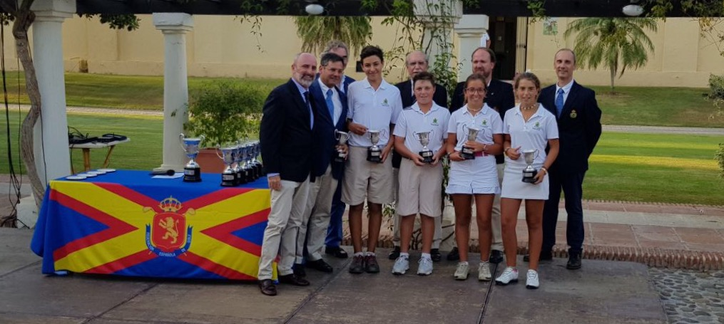 2nd place at Spanish Clubs Championship Under 14