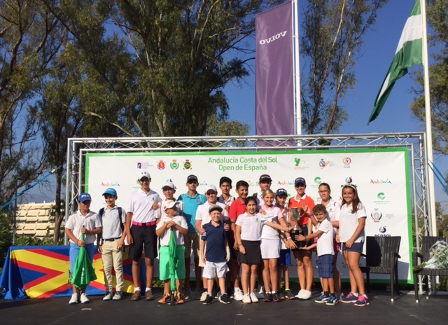 Amazing win by Azahara Muñoz at the Spanish Ladies Open