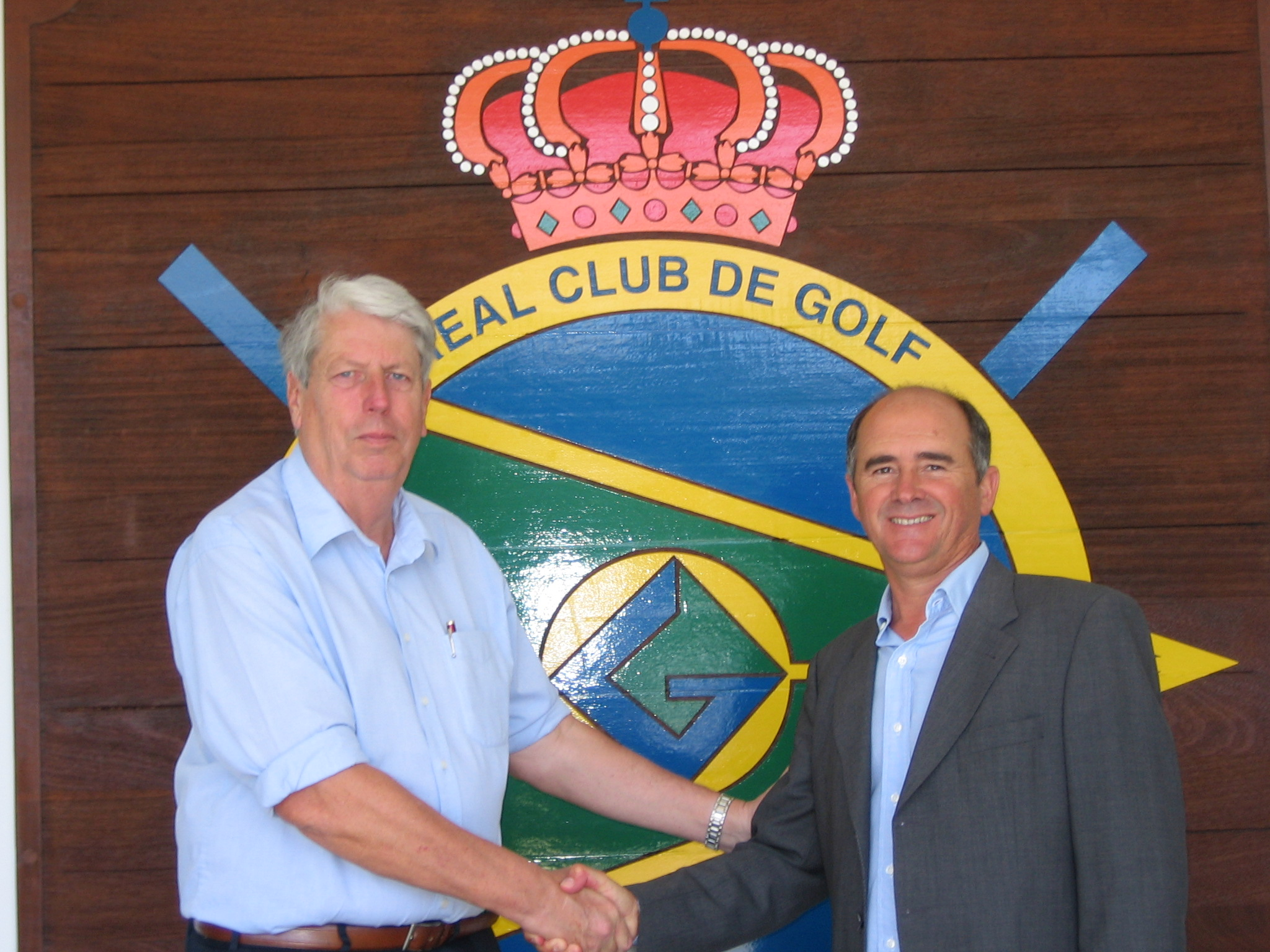 D. Antonio Guerrero nuevo Presidente del Real Club de Golf Guadalmina