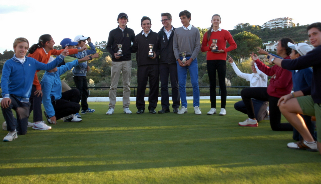 Guadalmina wins the Cadet Interclub Championship