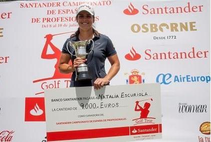 Campeonato de España Femenino de Profesionales