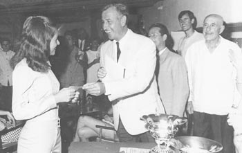 Premios de Golf del Club