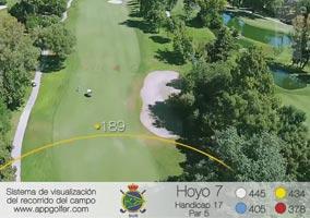 Campo Sur - Hoyo 7 - Handicap 17 - Par 5