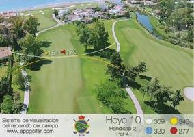 Campo Sur - Hoyo 10 - Handicap 2 - Par 4