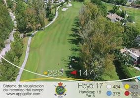 Campo Sur - Hoyo 17 - Handicap 18 - Par 5